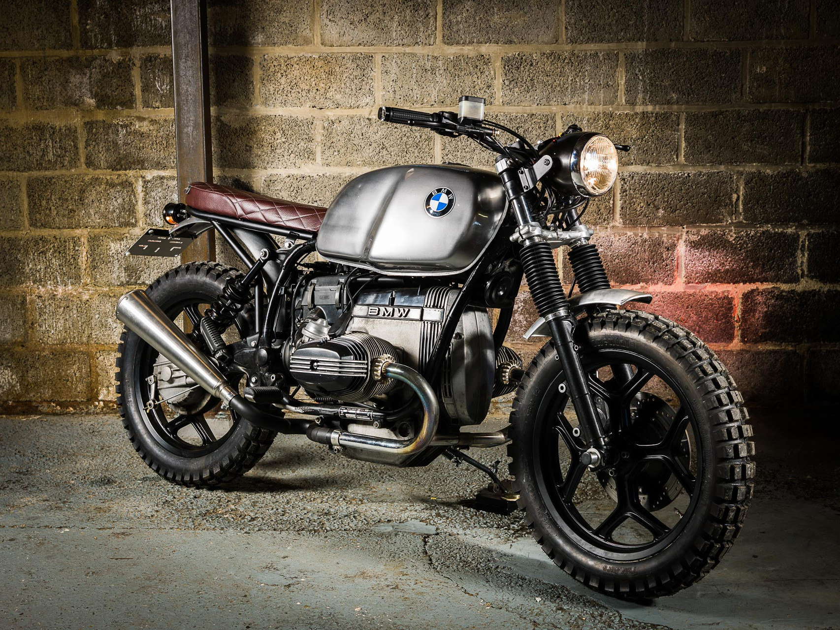 bmw r80 scrambler barn built bikes. Black Bedroom Furniture Sets. Home Design Ideas