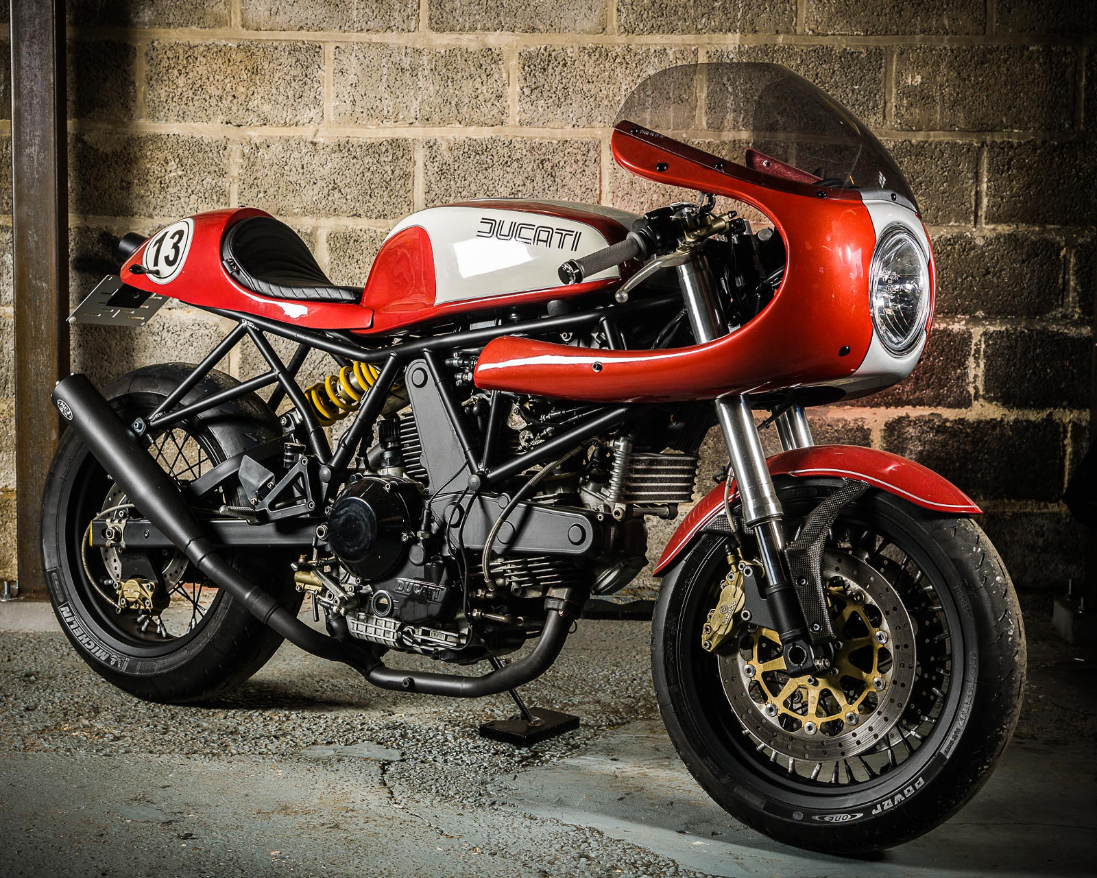 how to build cafe racer bikes