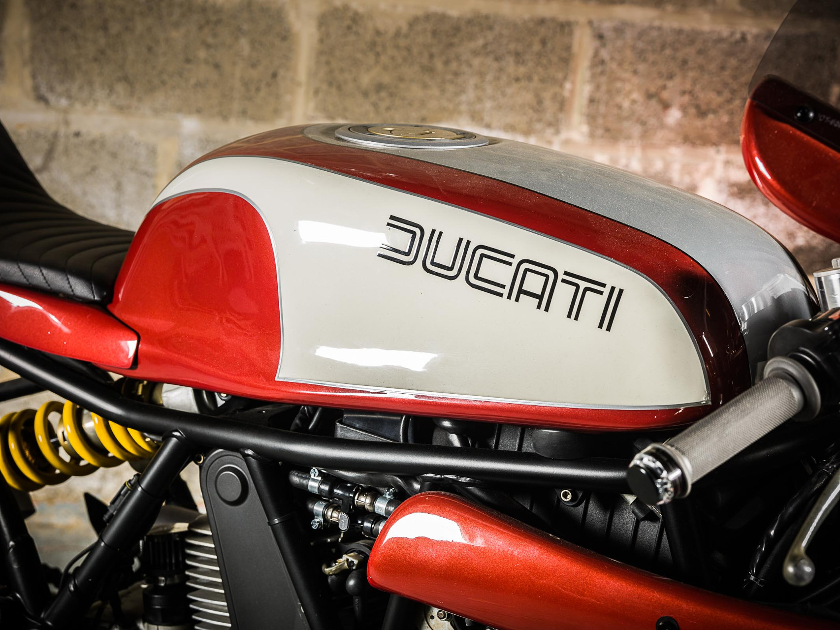 Ducati Ss900 Café Racer Barn Built Bikes