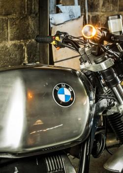 BMW r80 scrambler Barn Built Bikes