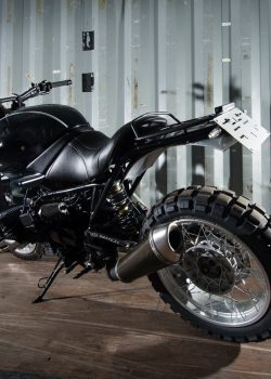 R850R Scrambler Barn Built Bikes