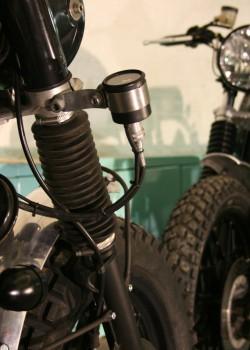 BMW r100rt Scrambler - Barn Built Bikes