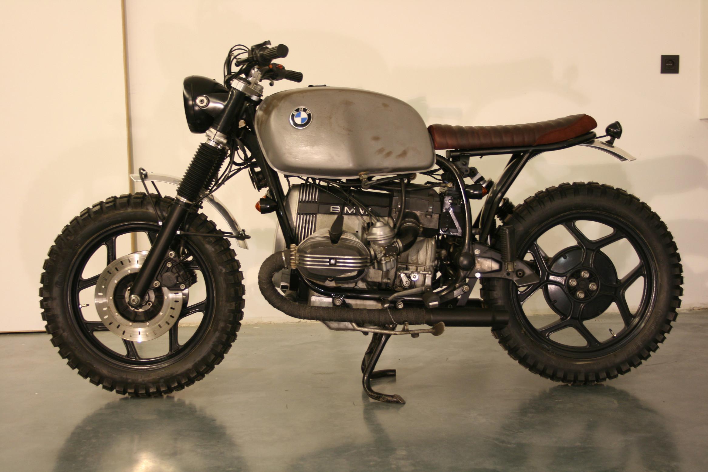 Assez 2_BMW R80 Scrambler - Barn Built Bikes EX98