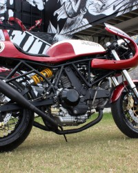 Ducati ss900 Café Racer