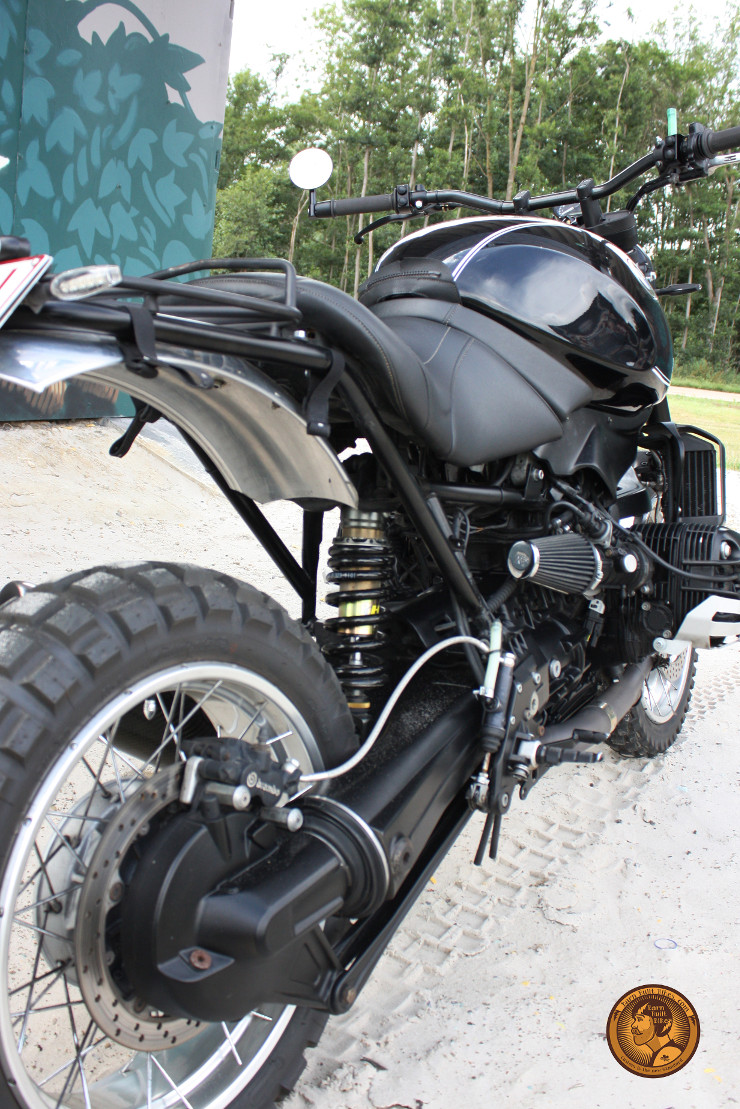 bmw r850r scrambler caf racer barn built bikes. Black Bedroom Furniture Sets. Home Design Ideas
