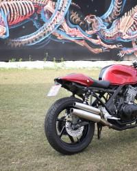 Honda cb500 Café Racer